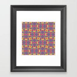 4x4-7 Framed Art Print