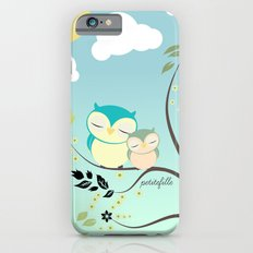 Sleeping Owls iPhone 6s Slim Case