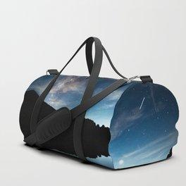Summer Stars in the Smokies Duffle Bag