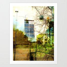 Ventana Art Print