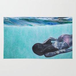 Underwater Ocean Series #1 Rug