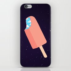 Creamsicle To Another Dimension... (inverted) iPhone & iPod Skin