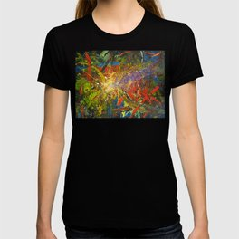 your unexpected cosmic jolt T-shirt