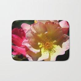 Prettyness Of A Rose Bath Mat
