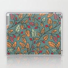 Autumn day Laptop & iPad Skin