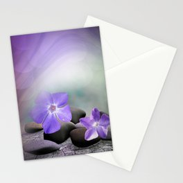 evergreen blossoms -2- Stationery Cards