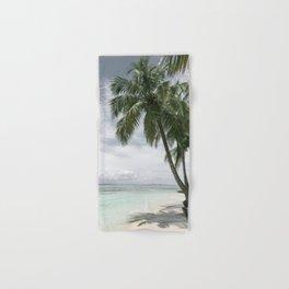 Tropical Palm Tree Beach Hand & Bath Towel