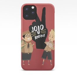 Jojo Rabbit iPhone Case