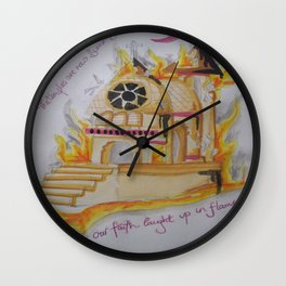 End of All Days. Wall Clock