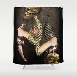 initiation Shower Curtain
