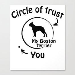 Boston Terrier Canvas Prints | Society6