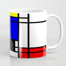Mondrian Coffee Mug