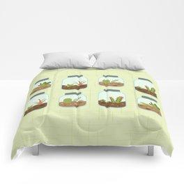 Terrariums Comforters