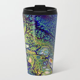 TREE OF LIFE Metal Travel Mug