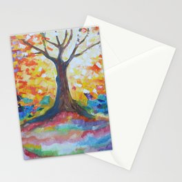 Tree Of Hope Stationery Cards