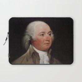 President John Adams Laptop Sleeve