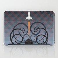 gravity iPad Cases featuring Gravity by milanova