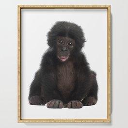 Bonobo Monkey Serving Tray