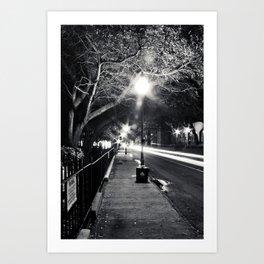 Visible Light Art Print