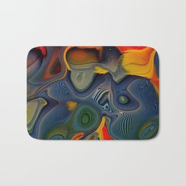 Feather Essence Bath Mat