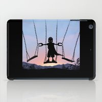 magneto iPad Cases featuring Magneto Kid by Andy Fairhurst Art