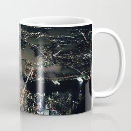 NYC Night Life Coffee Mug