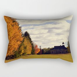 Treeline Rectangular Pillow