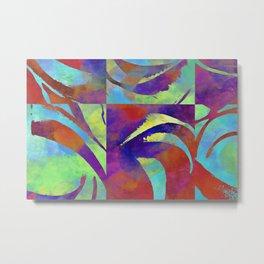 Color move III Metal Print