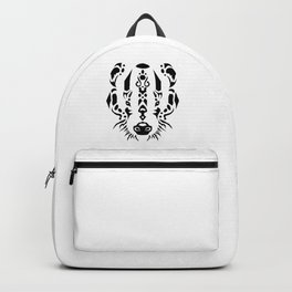 Tribal Badger Backpack