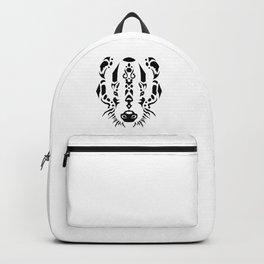 Tribal Badger Backpack