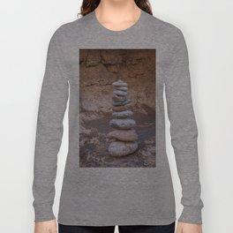 Rock Piles Long Sleeve T-shirt