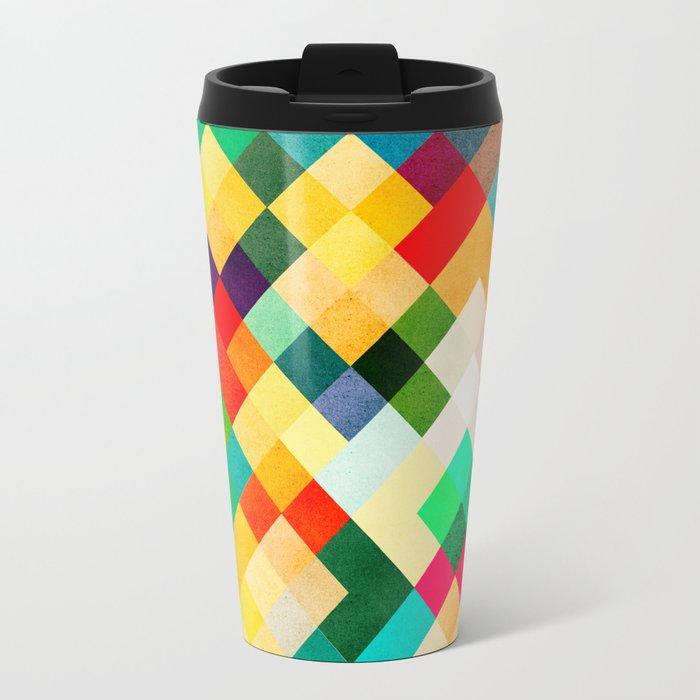 Diamas Metal Travel Mug