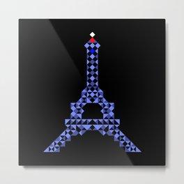 Exel Tower Metal Print