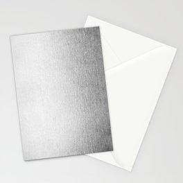 Moonlight Silver Stationery Cards