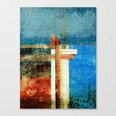 Embarcadero Canvas Print