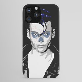 Day of the Depp iPhone Case