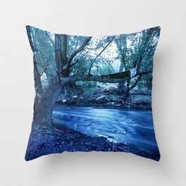 Skylar Tree Throw Pillow