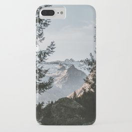 Natural Framing | Nature and Landscape Photography iPhone Case