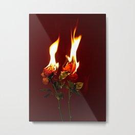A Destructive Love Metal Print