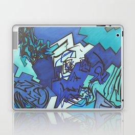 Skull Jiggy Jigsaw Laptop & iPad Skin