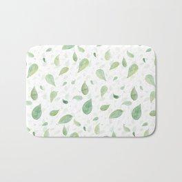 Spring Leaves Bath Mat