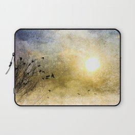 New Day Yesterday Laptop Sleeve