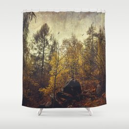 Find your place Shower Curtain