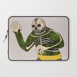 The Original Glowing Skull Laptop Sleeve