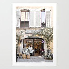 France Provence, Saint Remy Art Print