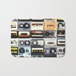 cassette nostalgy Bath Mat