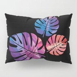 Tropical Leafs Pillow Sham