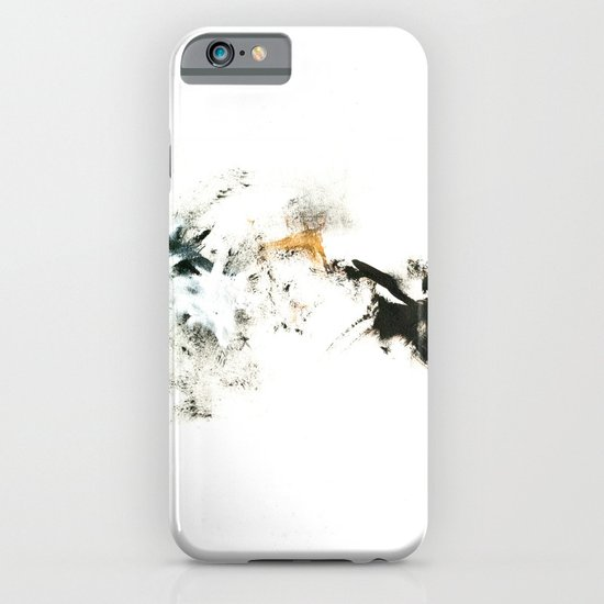 Winter's Meditation iPhone & iPod Case