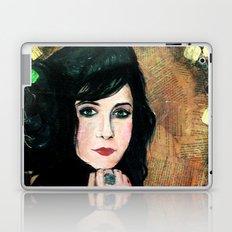 Green Lady Laptop & iPad Skin