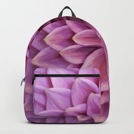Pink Dahlia Backpack